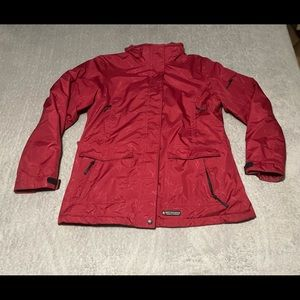 Misty Mountain technical performance winter jacket size XL. Excellent condition.